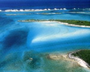 Bahamas arial