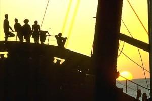 sunset polyxeni